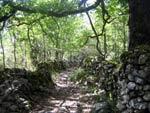 Korsika Wanderweg
